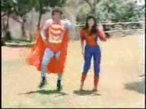 Superman y Spider Woman