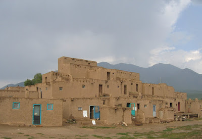 North House at Taos Pueblo