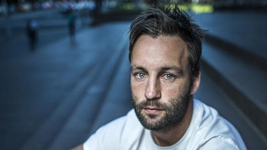Jimmy Bartel opens up about his family's experience with domestic violence