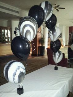 #nanisetc head table balloon arch   Balloon Decorations