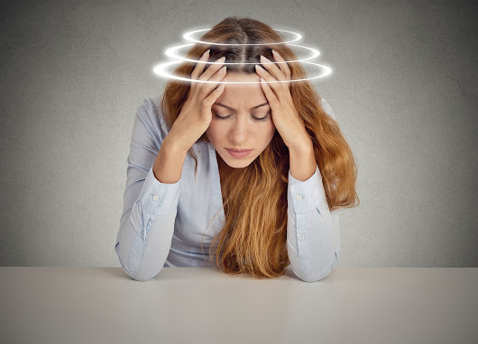 Dizziness Caused by TMJ Disorder
