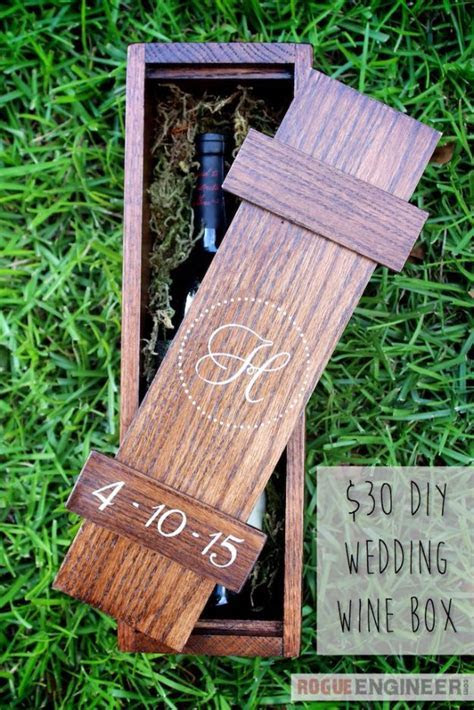 15 Unique DIY Wedding Gift Ideas That Look More Expensive