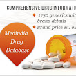 Drug Price List - List of Generic Names in alphabetical order