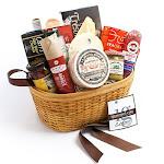 The Gourmet Foodie Gift Basket