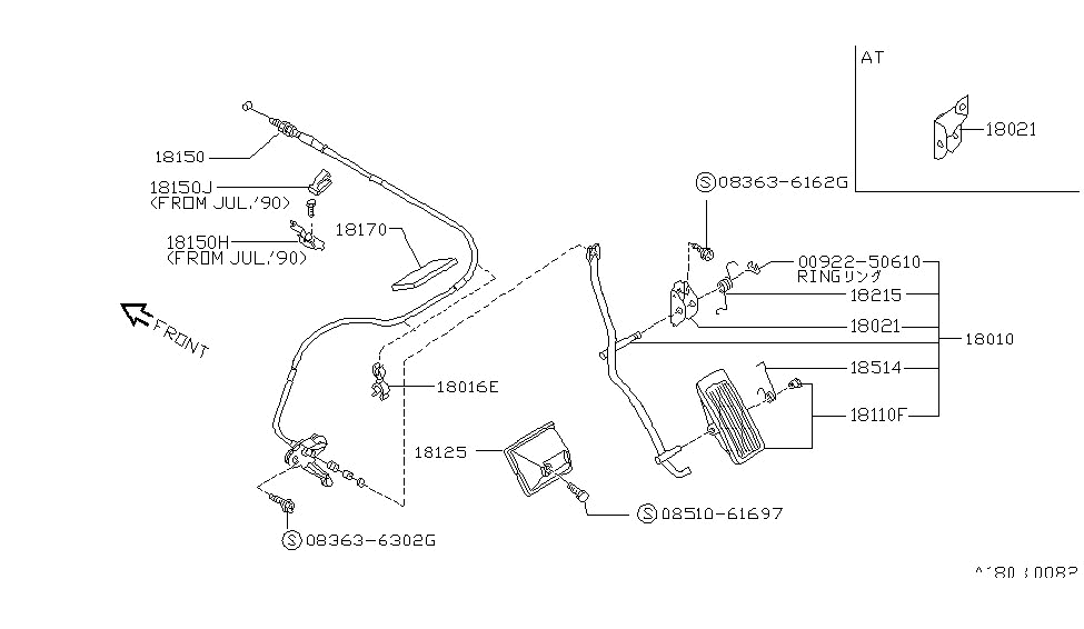 1990 240Sx Stereo Wiring Diagram / 1990 Nissan 300Zx