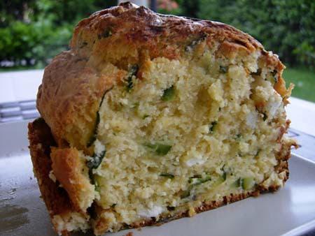 Plum Cake Zucchine