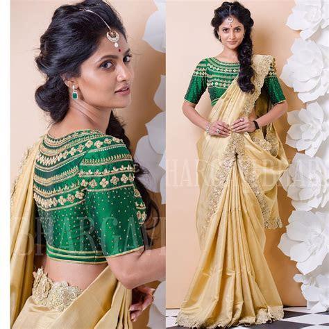 11 Designer Saree Ideas To Pick For Wedding Reception