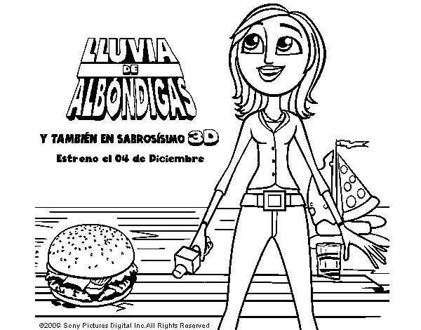 Dibujo De Sam Pintado Por Deni21313 En Dibujosnet El Día 15 04 12