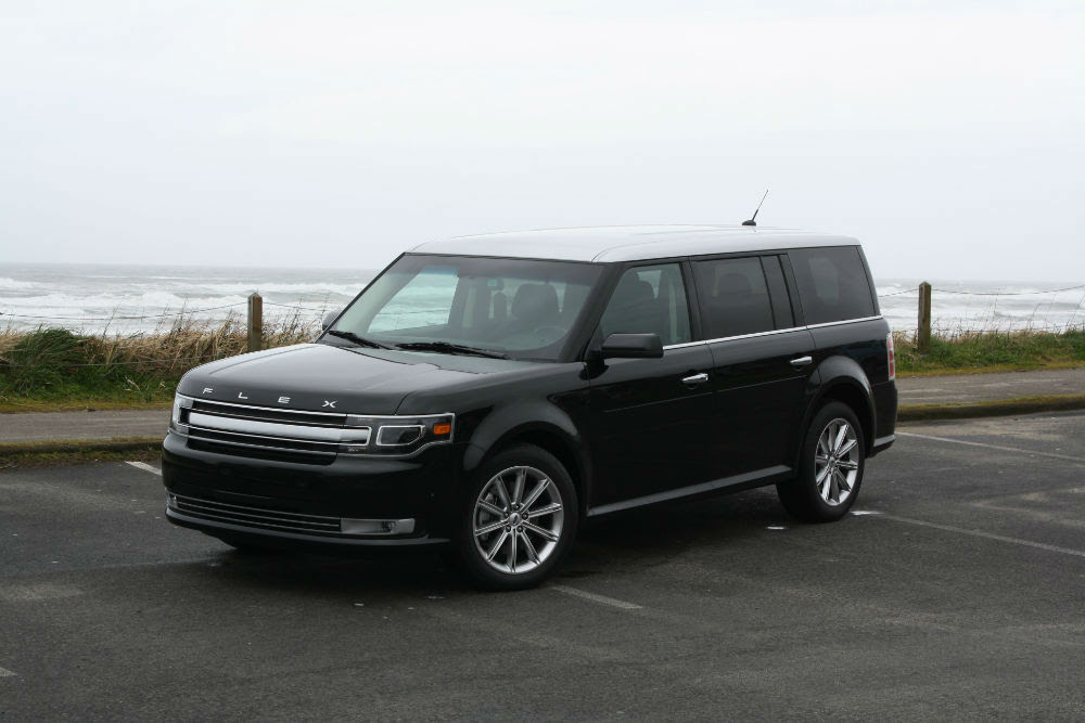 2014 Ford Flex Interior Dimensions