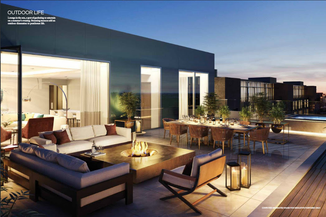 lillie square penthouses cgi