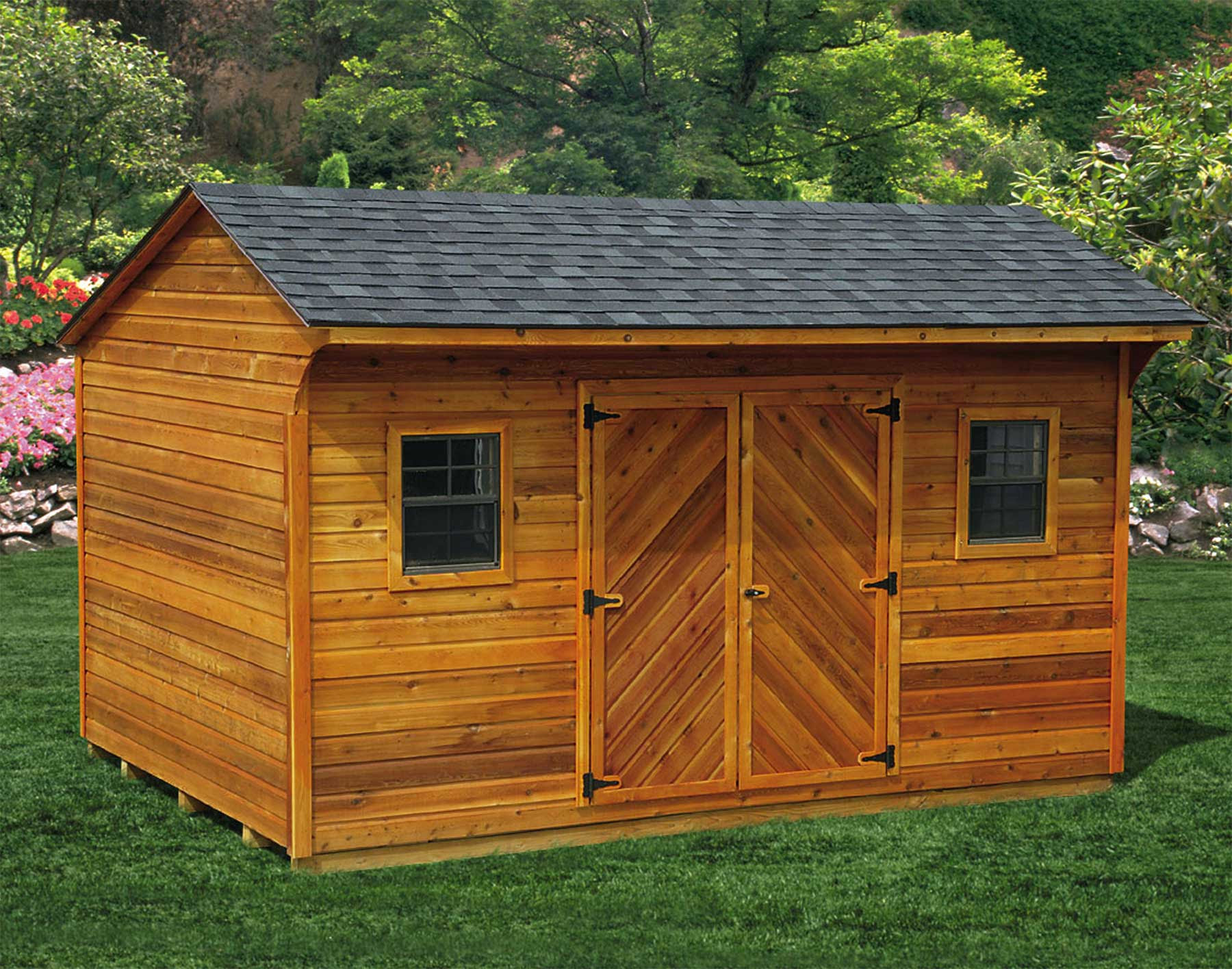 Yard Storage Sheds Creativity pixelmari