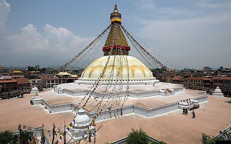 #7 Boudhanath Stupa