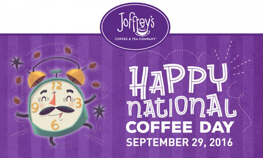 News: Disney World Joffrey's Kiosks Serving Coffee for a Dollar on September 29th for National Coffee Day | the disney food blog