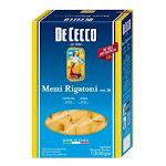 De Cecco #26 Mezzi Rigatoni, 1 lb