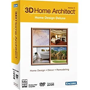 3d home architect home design deluxe version 9 old for 3d home architect landscape design deluxe v6 0