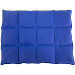 Covered in Comfort Lap Pad Large Blue