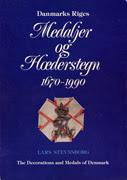 Danmarks Riges Medaljer og Hæderstegn 1670-1990