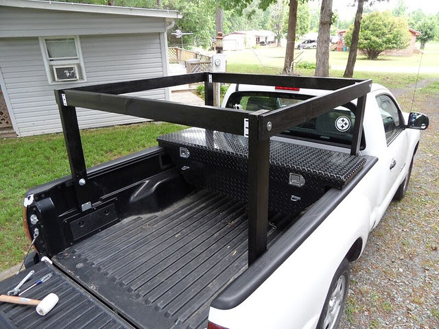 Sail Buy Diy Tacoma Kayak Rack