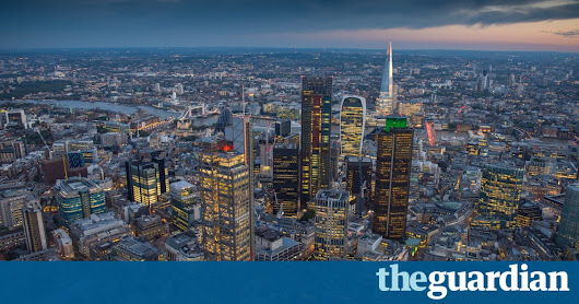 Blow to City as London offices face £1.4bn rise in business rates bill | Business | The Guardian
