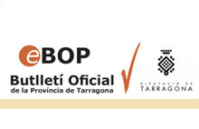 Butlletí provincial de Tarragona