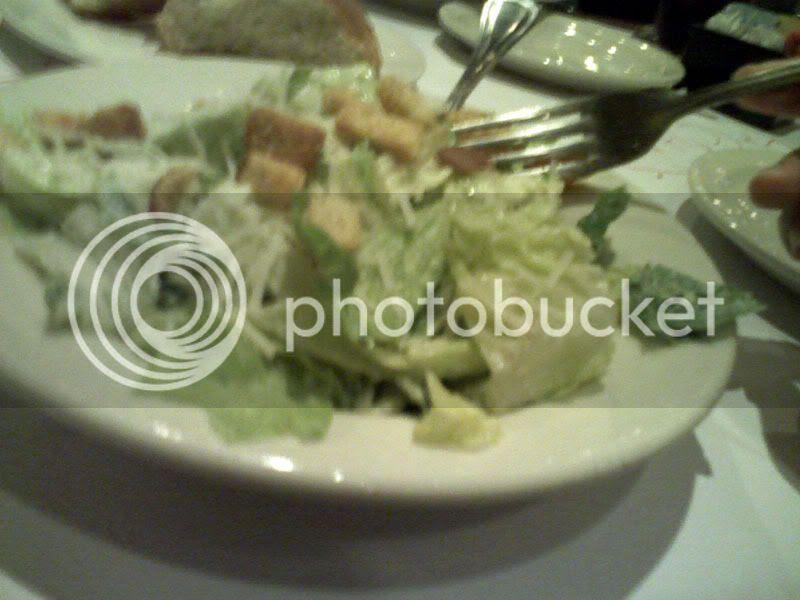 Romano's Macaroni Grill Cesar Salad