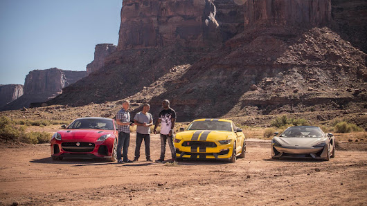 REVIEW: Top Gear is Back! And it's TOP GEAR Again