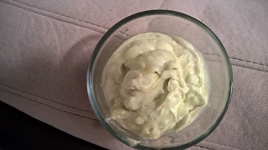 Organic DIY Hair Growth Mask