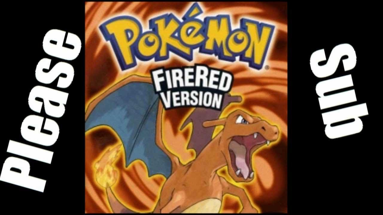 Pokemon Fire Red Version PC FREE DOWNLOAD  YouTube