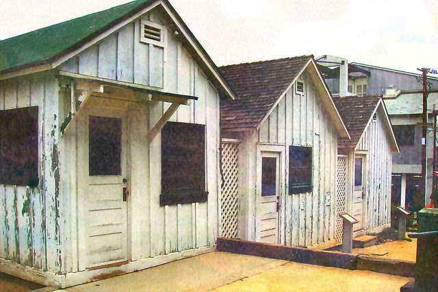 Cannery Row Shacks
