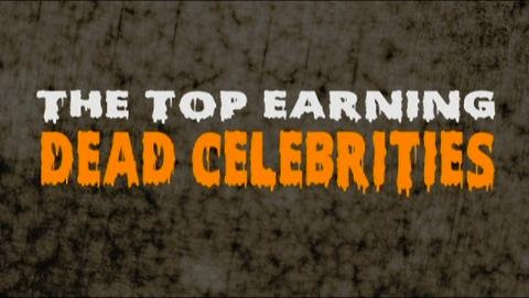 Image result for highest paid dead celebrity