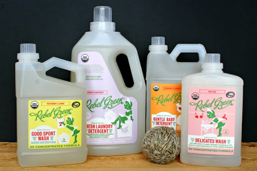 The Best Organic Laundry Detergent You Can Count On | Mainly Homemade