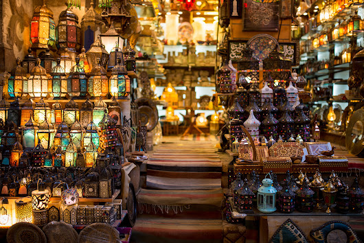 Guide: Exploring The Street Markets of Cairo │Expat Explore Travel