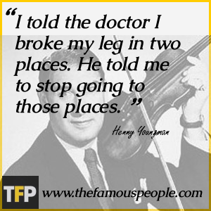 Image result for henny youngman quotes