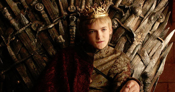 Image result for game of thrones joffrey