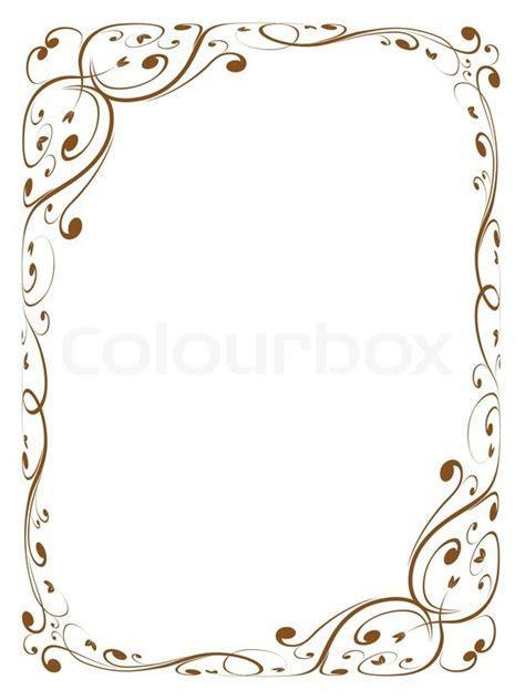 Kalligraphie ornamentalen dekorativen     Vektorgrafik