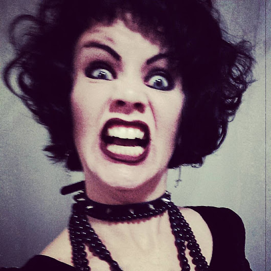 This #Halloween I'm #Nancy #TheCraft...