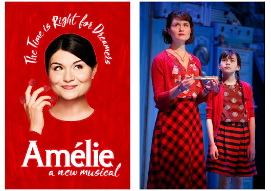 A Night for Love, Whimsey and Dreamers: Amelie on Broadway - Atypical Familia