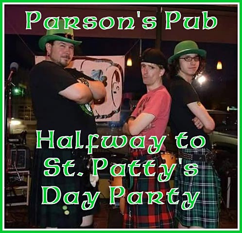 Murphy NC - Halfway to St. Patrick's Day at Parson's Pub