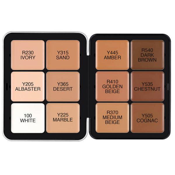 Makeup forever ultra hd foundation palette