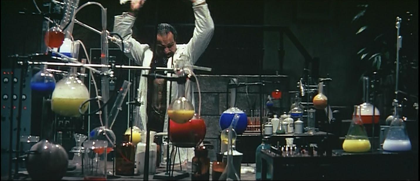 Chemistry will kill us all.