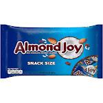 Almond Joy Snack Size Candy Bars - 11.3oz