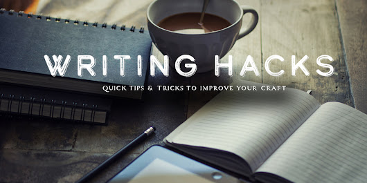 Writing Hacks: Writer's Anxiety