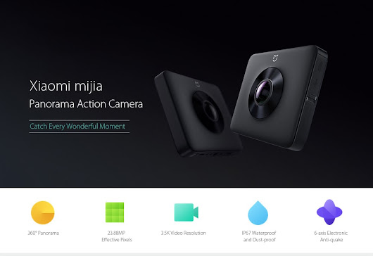 Xiaomi Mijia 3.5K Panorama Action Camera Review: Is it the best 360-degree Action Camera?
