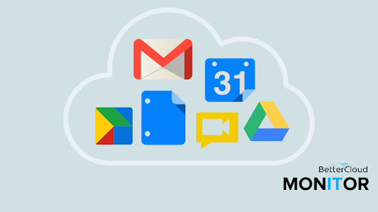 The 11 Best G Suite Updates of 2016 - BetterCloud Monitor