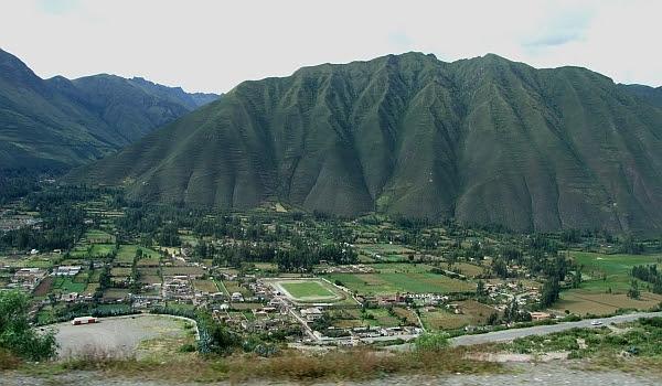 Cusco - inima incaşă (partea I)