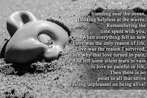 9 Poems That Speak Of The Love That Hurts Quotes Pinterest