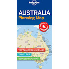 Lonely Planet Australia Planning Map [Book]