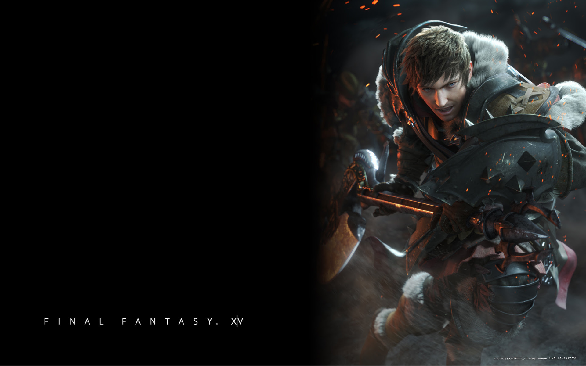 Official Final Fantasy Xiv Custom Themes Now Available For Pc And