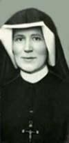 Faustina Kowalska, Santa