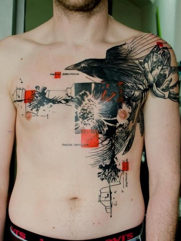 50 Iconic New School Tattoo Designs Meanings Main Trends Of 2019